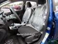2019 Lightning Blue Ford Fiesta SE Sedan  photo #10