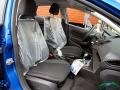 2019 Lightning Blue Ford Fiesta SE Sedan  photo #11