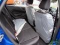 2019 Lightning Blue Ford Fiesta SE Sedan  photo #12