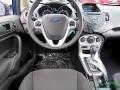 2019 Lightning Blue Ford Fiesta SE Sedan  photo #15