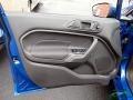 2019 Lightning Blue Ford Fiesta SE Sedan  photo #26