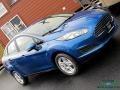 2019 Lightning Blue Ford Fiesta SE Sedan  photo #30
