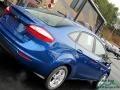 2019 Lightning Blue Ford Fiesta SE Sedan  photo #31