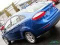 2019 Lightning Blue Ford Fiesta SE Sedan  photo #32