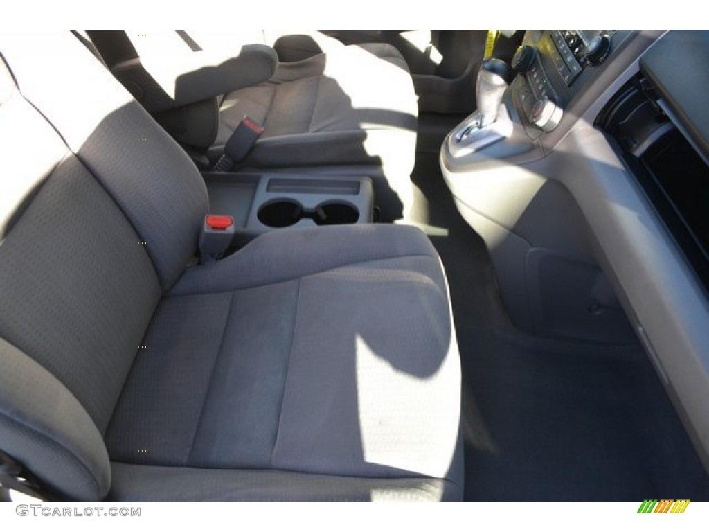2008 CR-V EX 4WD - Taffeta White / Gray photo #18