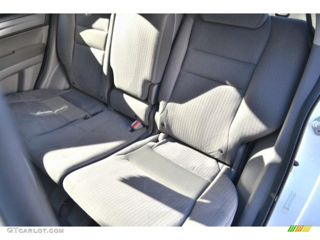 2008 CR-V EX 4WD - Taffeta White / Gray photo #23