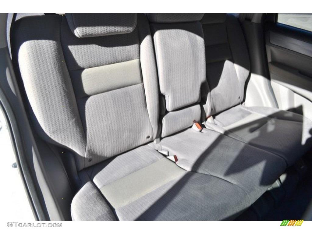 2008 CR-V EX 4WD - Taffeta White / Gray photo #24