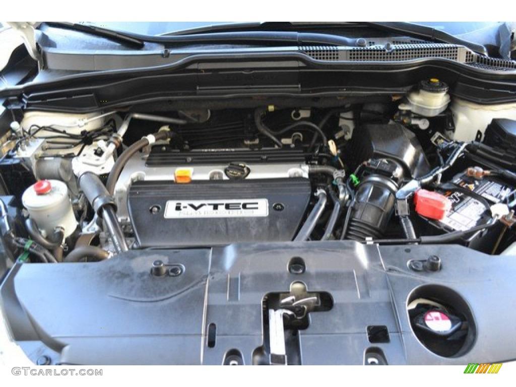 2008 CR-V EX 4WD - Taffeta White / Gray photo #28