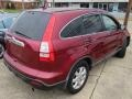 2009 Tango Red Pearl Honda CR-V EX 4WD  photo #16