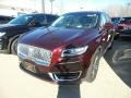 Burgundy Velvet 2019 Lincoln Nautilus Select AWD
