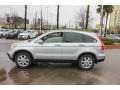 2009 Alabaster Silver Metallic Honda CR-V EX-L  photo #4