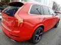 Passion Red - XC90 T6 AWD R-Design Photo No. 2