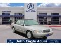Silver Birch Metallic 2010 Mercury Grand Marquis LS Ultimate Edition