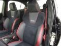 Carbon Black Front Seat Photo for 2018 Subaru WRX #131267070