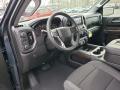 Jet Black Front Seat Photo for 2019 Chevrolet Silverado 1500 #131271768