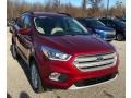 2019 Ruby Red Ford Escape SEL 4WD  photo #1