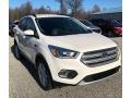2019 White Platinum Ford Escape SEL  photo #1