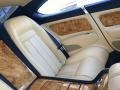 Rear Seat of 2007 Continental GT