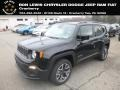 2018 Black Jeep Renegade Latitude 4x4  photo #1