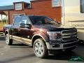 Magma Red - F150 King Ranch SuperCrew 4x4 Photo No. 7