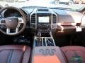 Magma Red - F150 King Ranch SuperCrew 4x4 Photo No. 16