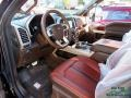Magma Red - F150 King Ranch SuperCrew 4x4 Photo No. 33