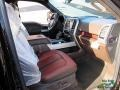 Magma Red - F150 King Ranch SuperCrew 4x4 Photo No. 34