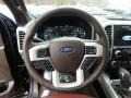 2019 F150 King Ranch SuperCrew 4x4 Steering Wheel