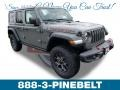 Sting-Gray 2019 Jeep Wrangler Unlimited Rubicon 4x4