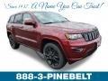 Velvet Red Pearl 2019 Jeep Grand Cherokee Altitude 4x4