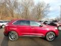Ruby Red 2019 Ford Edge Titanium AWD