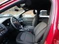 Medium Black Front Seat Photo for 2019 Ford Explorer #131327157