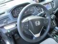 2015 Modern Steel Metallic Honda CR-V EX  photo #13
