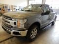 2019 Magnetic Ford F150 XLT SuperCab 4x4  photo #5