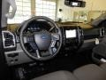 2019 Magnetic Ford F150 XLT SuperCab 4x4  photo #9