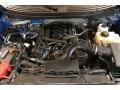 Blue Flame Metallic - F150 STX Regular Cab 4x4 Photo No. 15