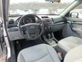 2011 Bright Silver Kia Sorento LX  photo #17
