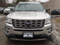 2016 Ingot Silver Metallic Ford Explorer XLT 4WD  photo #2