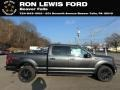 Magnetic 2019 Ford F150 Lariat Sport SuperCrew 4x4