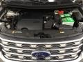 2016 Ingot Silver Metallic Ford Explorer XLT 4WD  photo #30