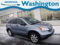 2008 Glacier Blue Metallic Honda CR-V EX 4WD #131338358
