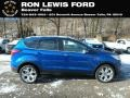 2019 Lightning Blue Ford Escape Titanium 4WD  photo #1