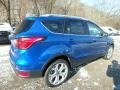 2019 Lightning Blue Ford Escape Titanium 4WD  photo #2
