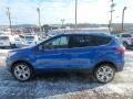 2019 Lightning Blue Ford Escape Titanium 4WD  photo #6