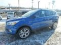 2019 Lightning Blue Ford Escape Titanium 4WD  photo #7