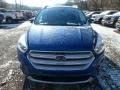 2019 Lightning Blue Ford Escape Titanium 4WD  photo #8