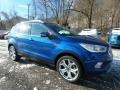 2019 Lightning Blue Ford Escape Titanium 4WD  photo #9