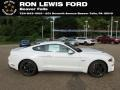 2019 Oxford White Ford Mustang GT Fastback  photo #1