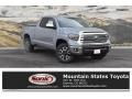 2019 Cement Toyota Tundra Limited Double Cab 4x4  photo #1