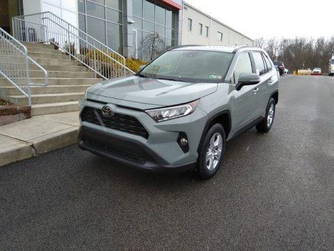 2019 Toyota Rav4 Xle Awd Data Info And Specs